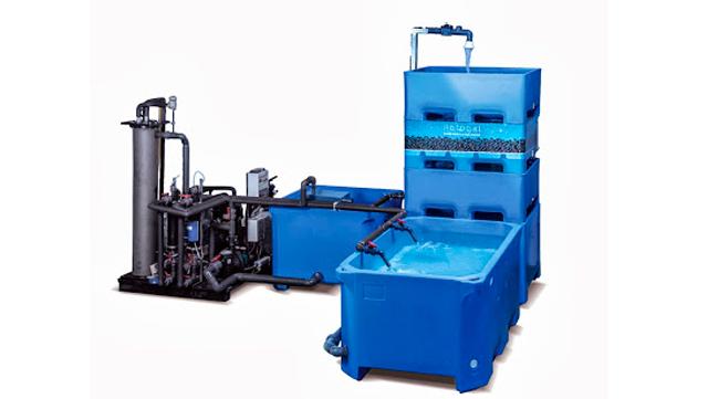 Rotogal, contenedores para equipos de depuración