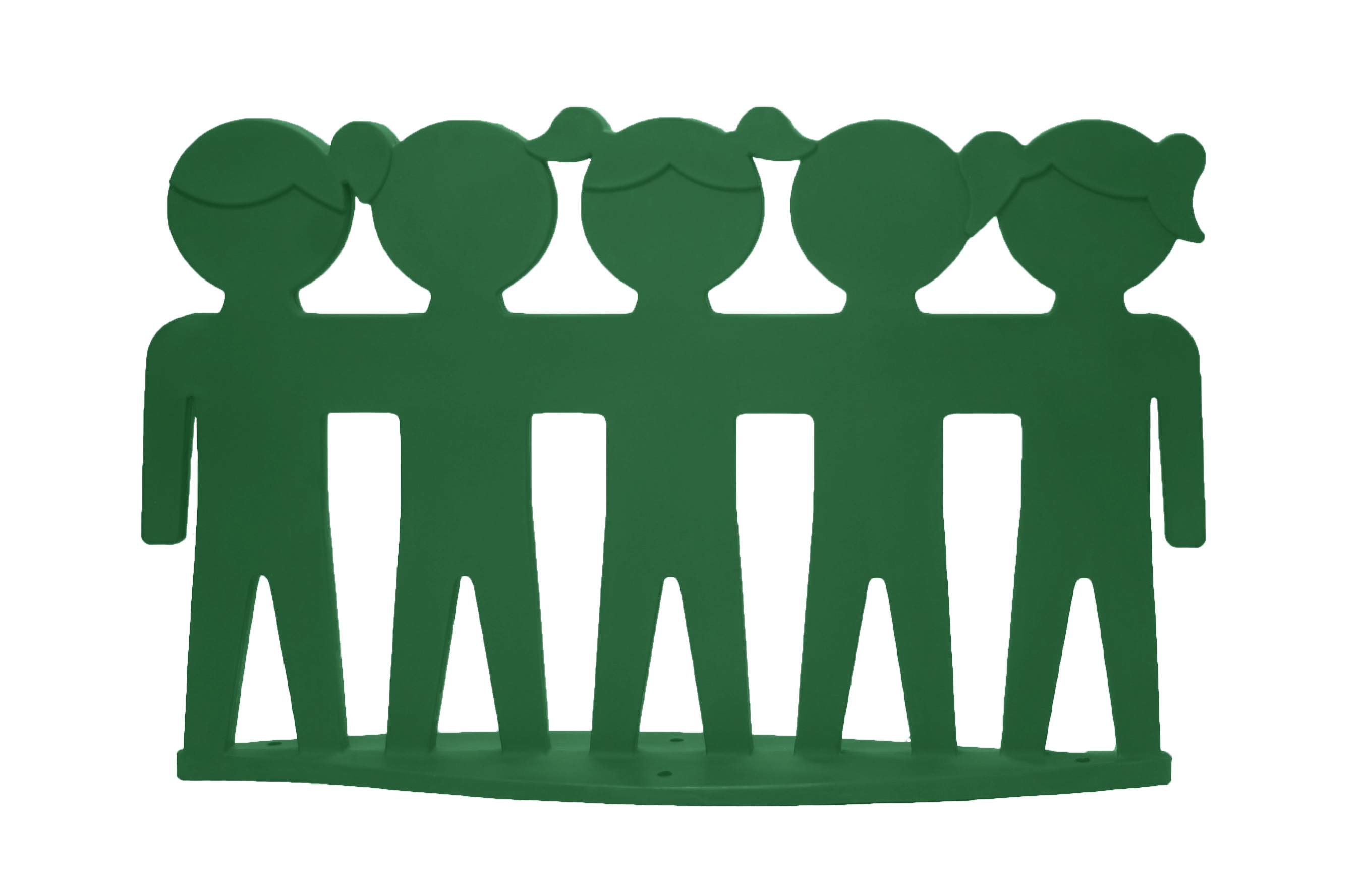 Rotogal, valla protectora para parque infantil