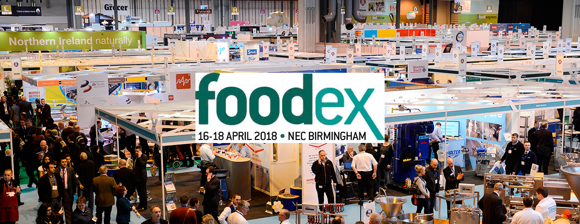 Foodex Birmingham 2018