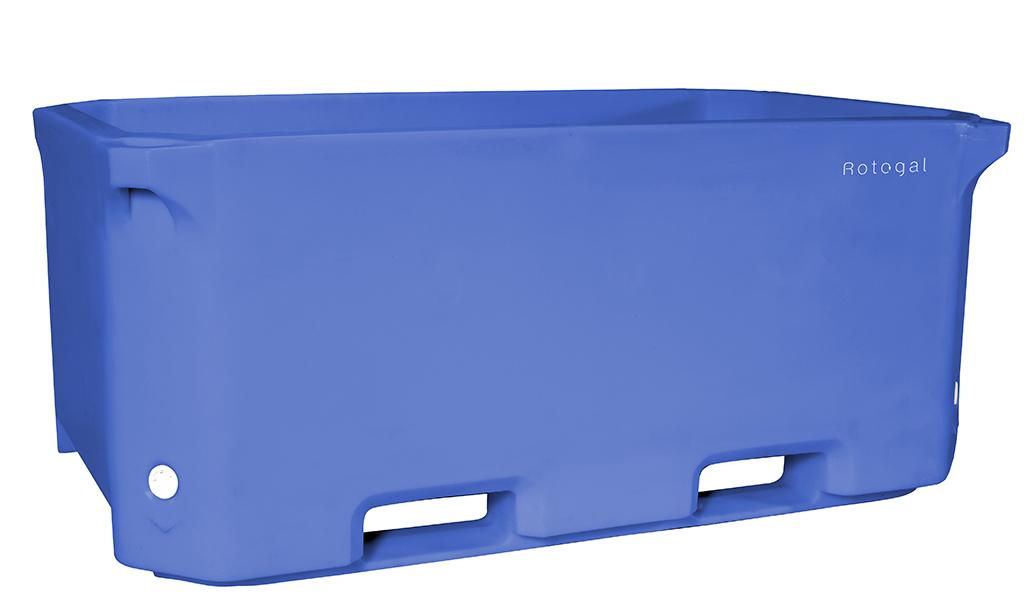 bins isotérmicos de plástico