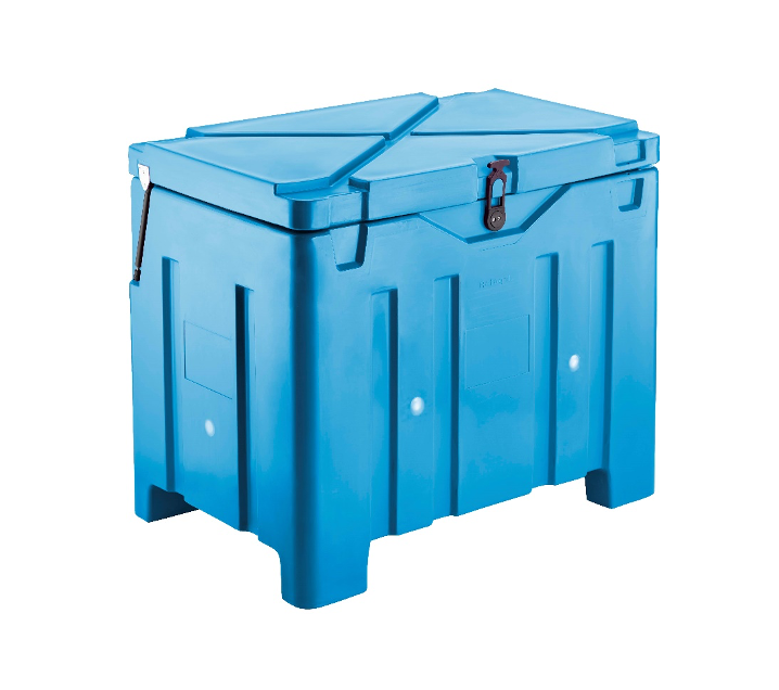 isothermal container dry ice